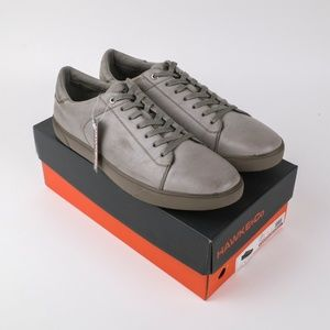 Hawke & Co Gray Joe Lace Up Sneakers Size 13